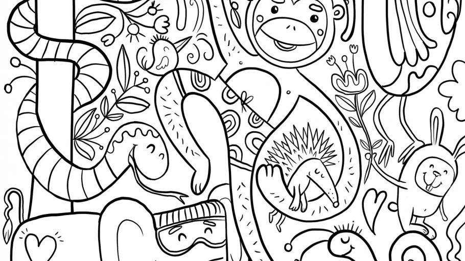 Illustration Dschungel
