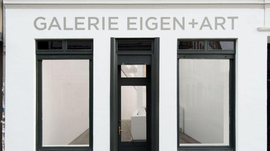 Galerie Eigen + Art von außen