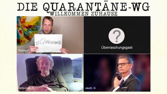 Quarantäne WG auf RTL