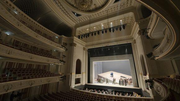 Staatsoper Berlin, Carmen ohne Publikum