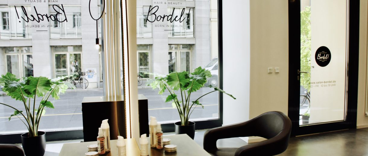 Friseursalon Bordel