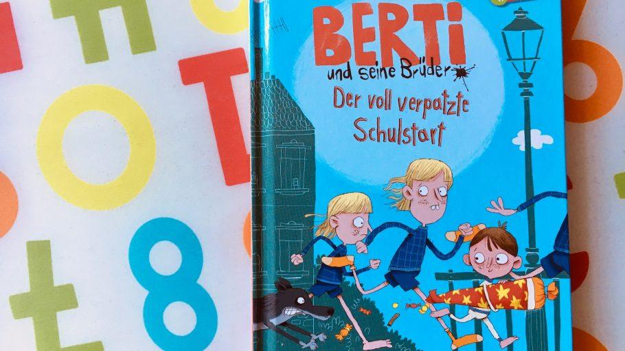 Berti und seine Brüder Kinderbuch auf Zahlenkiste