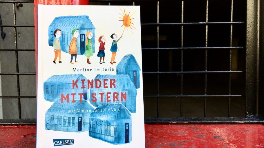 """""""Kinder mit Stern"""" - Kinderbuch von Carlsen Verlag im Parkhaus"""