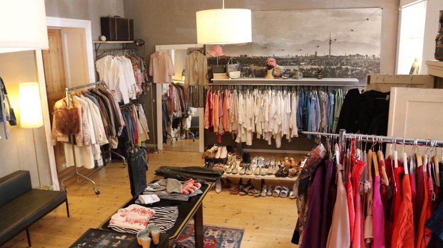 Klamotten-Laden