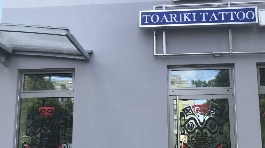 Fassade von Toariki Tattoo
