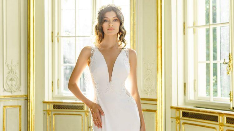 Brautkleid von Malloe
