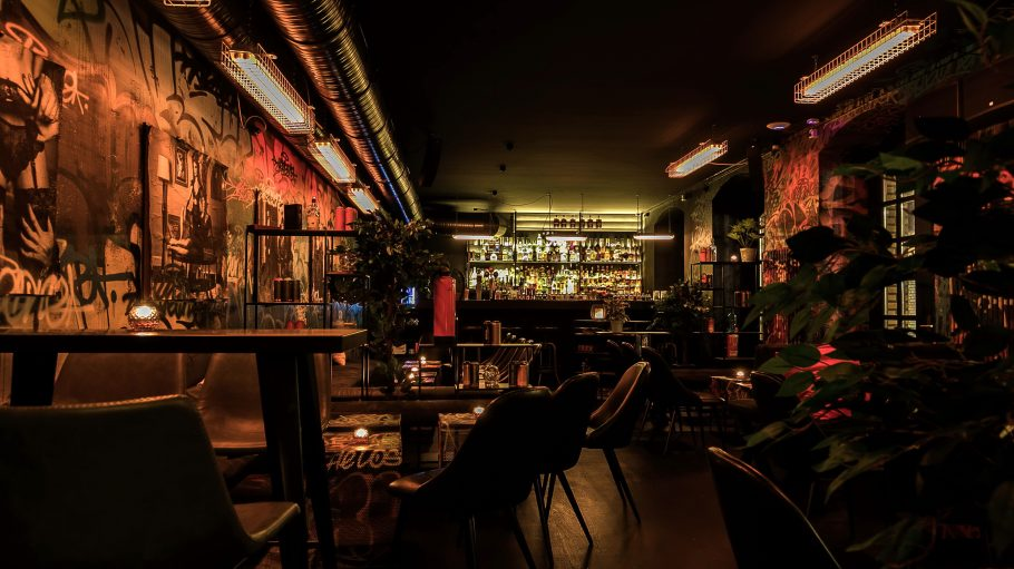 Bar Innenraum