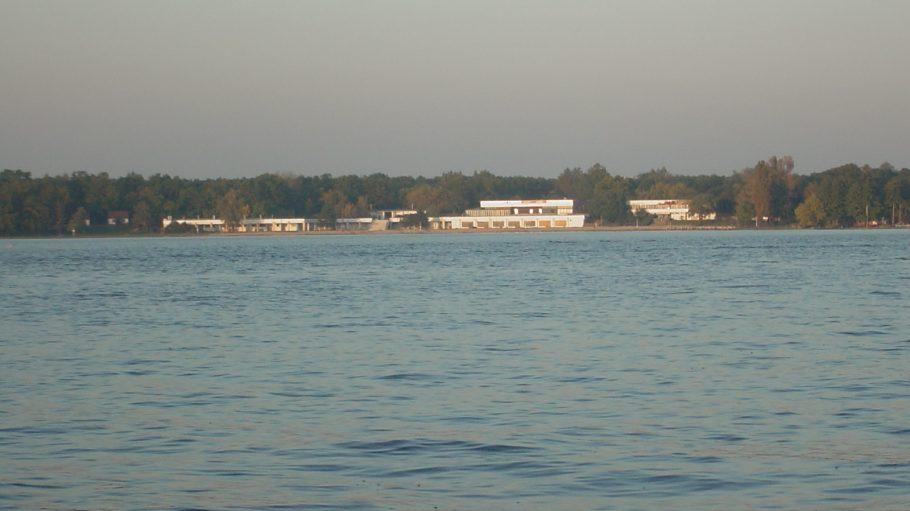 Strandbad Großer Müggelsee, Wasser
