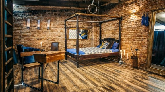 Mit Liebe zum Detail: In diesem Raum bleiben keine BDSM-Wünsche unerfüllt.