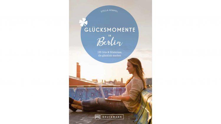 Ob über den Dächern, auf dem Wasser oder sonstwo: Glücksmomente kannst du mit diesem Buch jede Menge erleben ...