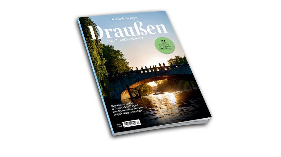 Magazin Draußen Cover