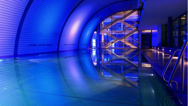 Schwimmbad Aspria