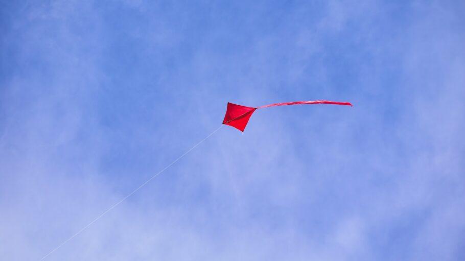 Kite Drache steigen 3