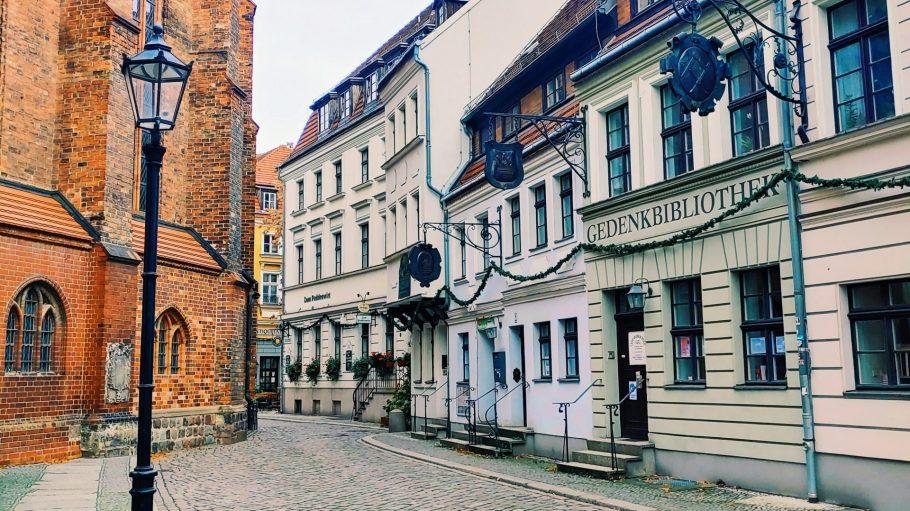 Berlins Historie mitten in der Haupstadt: Im Nikolaiviertel reist man in der Zeit zurück.