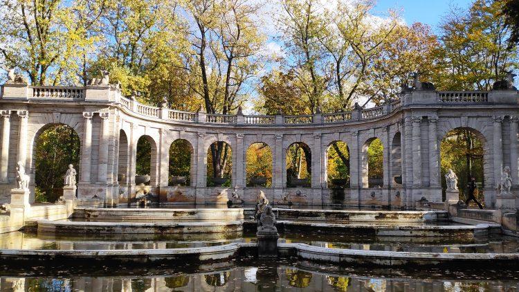 Märchenbrunnen Volkspark Friedrichshain
