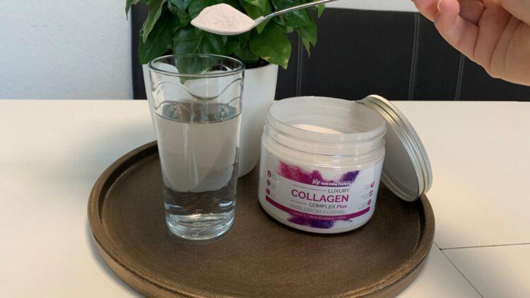 Collagen Luxury Pulver