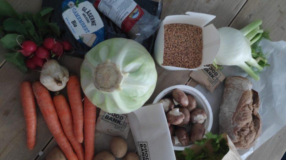 Good Bank Gemüse- und Kochbox