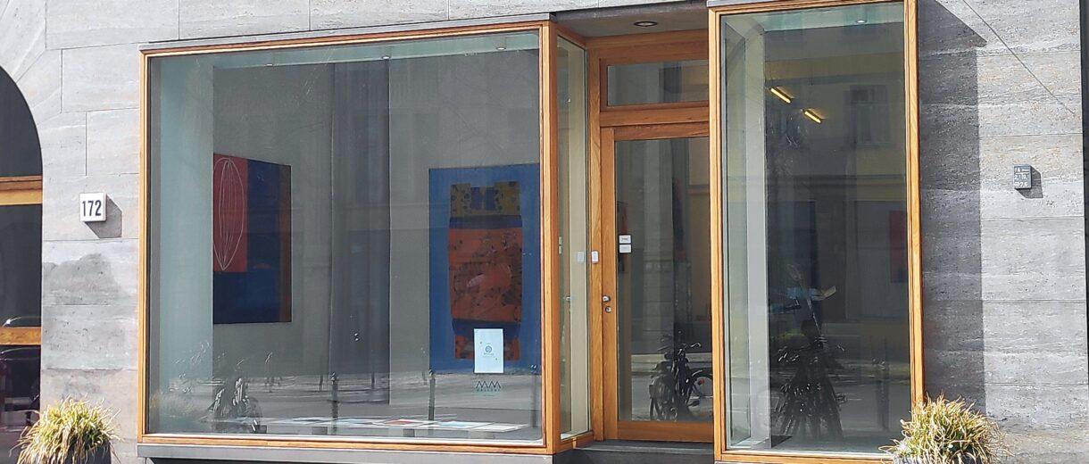 Galerie von außen