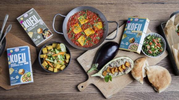 Vielseitig einsetzbar: Tofu aus Kichererbsen bringt neue Ideen für dein Feel-Good-Food.