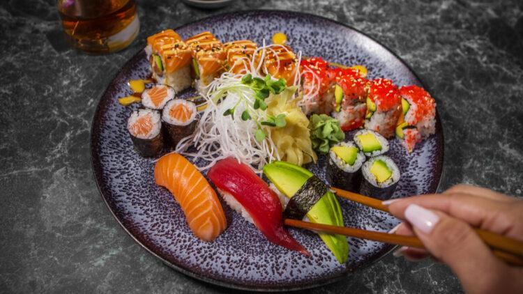 Ob Maki, Sashimi oder Nigiri: Hier erwartet dich fantastisches Sushi.
