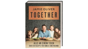 Menschen bei einem guten Essen zusammenbringen - das möchte Jamie Oliver in erster Linie mit seinem neuesten Werk.