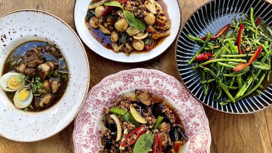 Echte Geschmacksbomben: Thai-Gerichte im neuen Bangkok Bites.