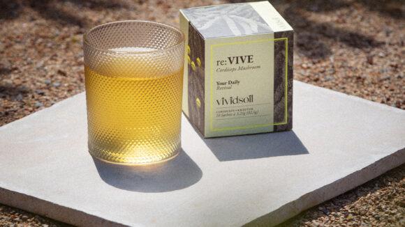 Die Sorte re:VIVE sorgt für ein besseres Konzentrations- und Energielevel.
