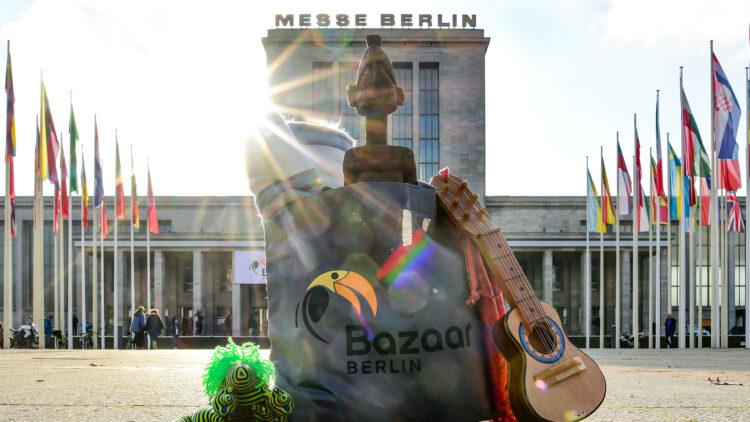 Nach zwei Jahren ist der Bazaar Berlin endlich wieder zurück!