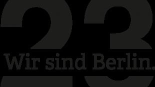 Das Logo des Magazin 23 von BFB verlegt.