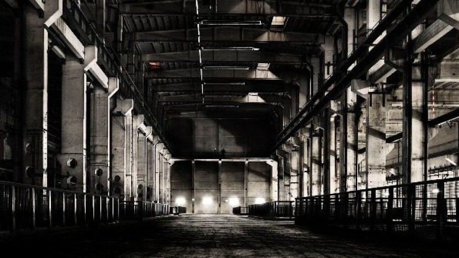 Durch das Kraftwerk wabern am Wochenende Elektro-Klänge ...