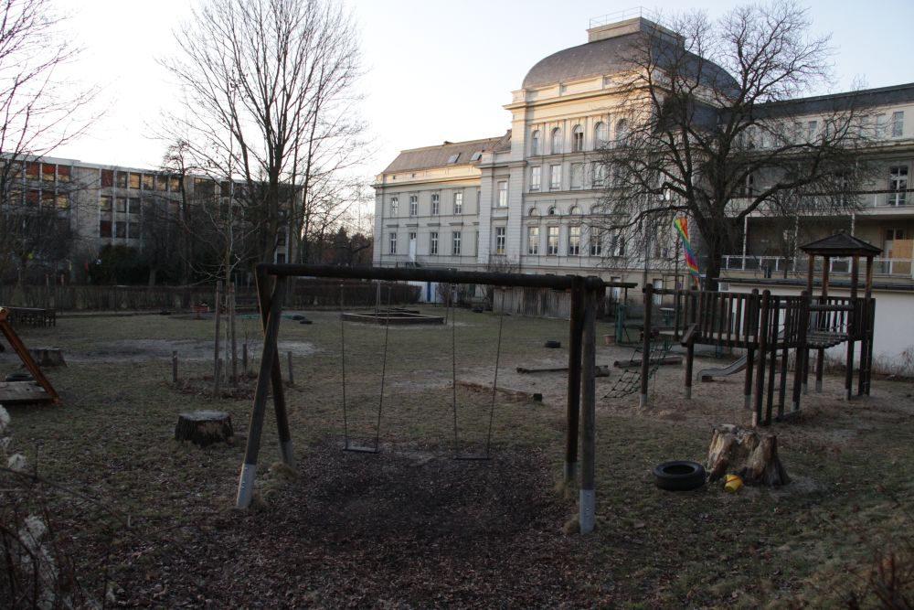 Den Abenteuerspielplatz Sodener Straße gibt es schon seit über 30 Jahren.