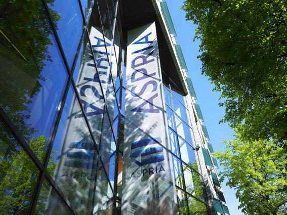 Spa, Fitness-Club und Hotel in einem: das Aspria im Ortsteil Halensee.