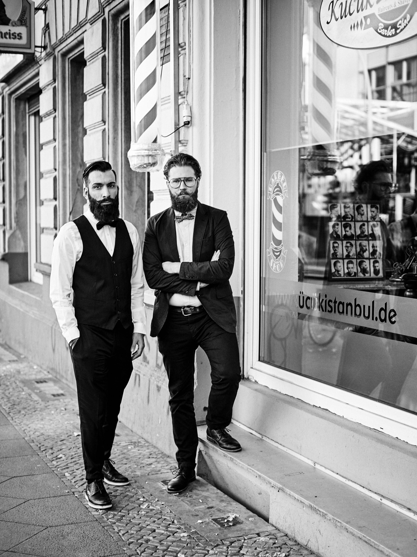 Hier kriegt du nicht nur die Haare, sondern auch den Bart schön: Im Barber Shop Kücük Istanbul in Neukölln.