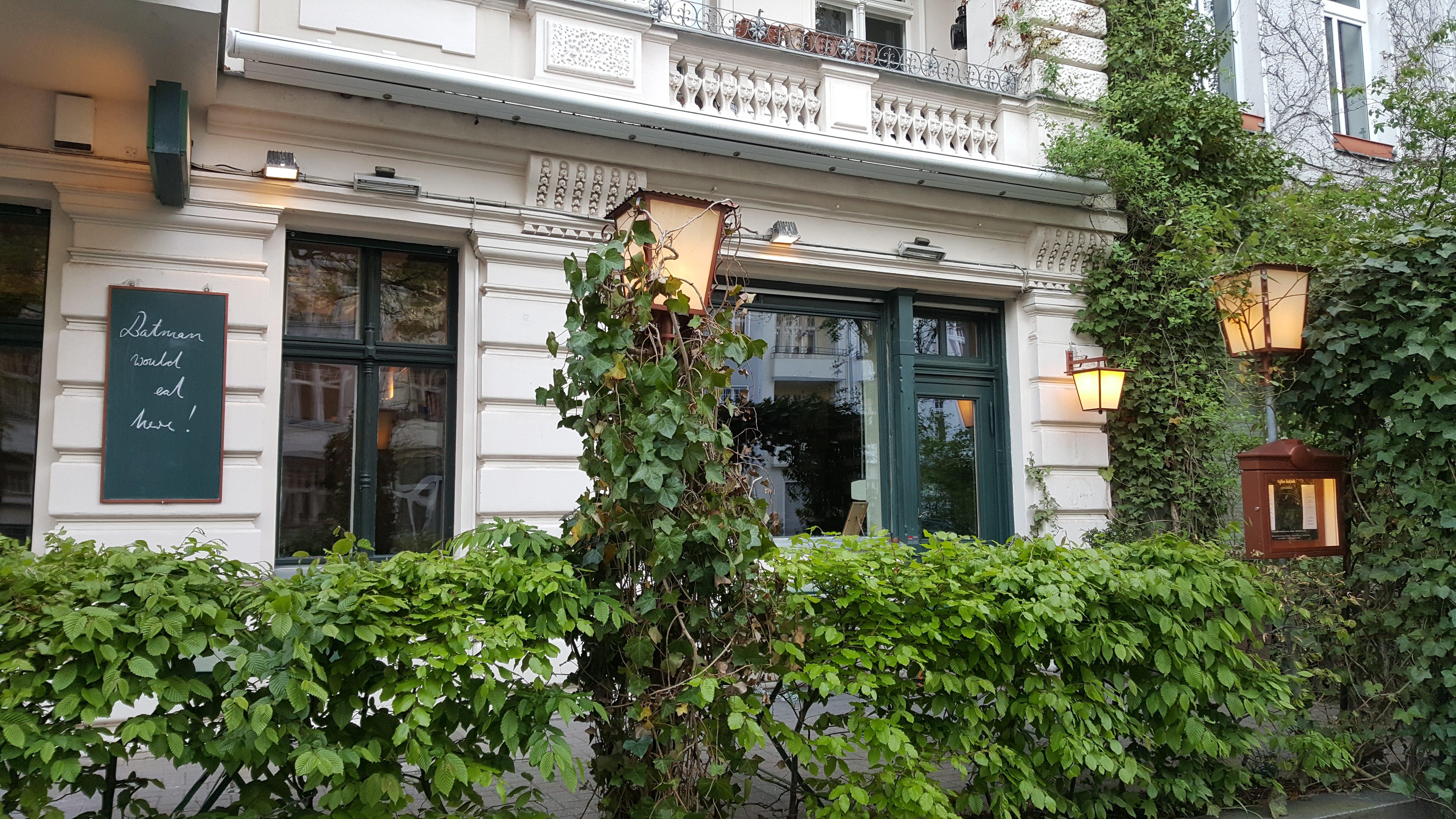 Besuch im Restaurant Tulus Lotrek.