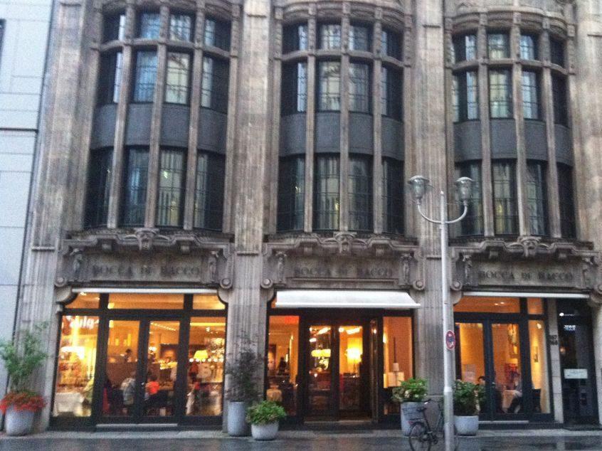 Seit über zehn Jahren Promi-Hot-Spot an der Friedrichstraße.