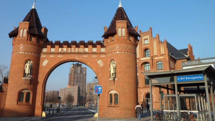 Tor der ehemaligen Borsigwerke