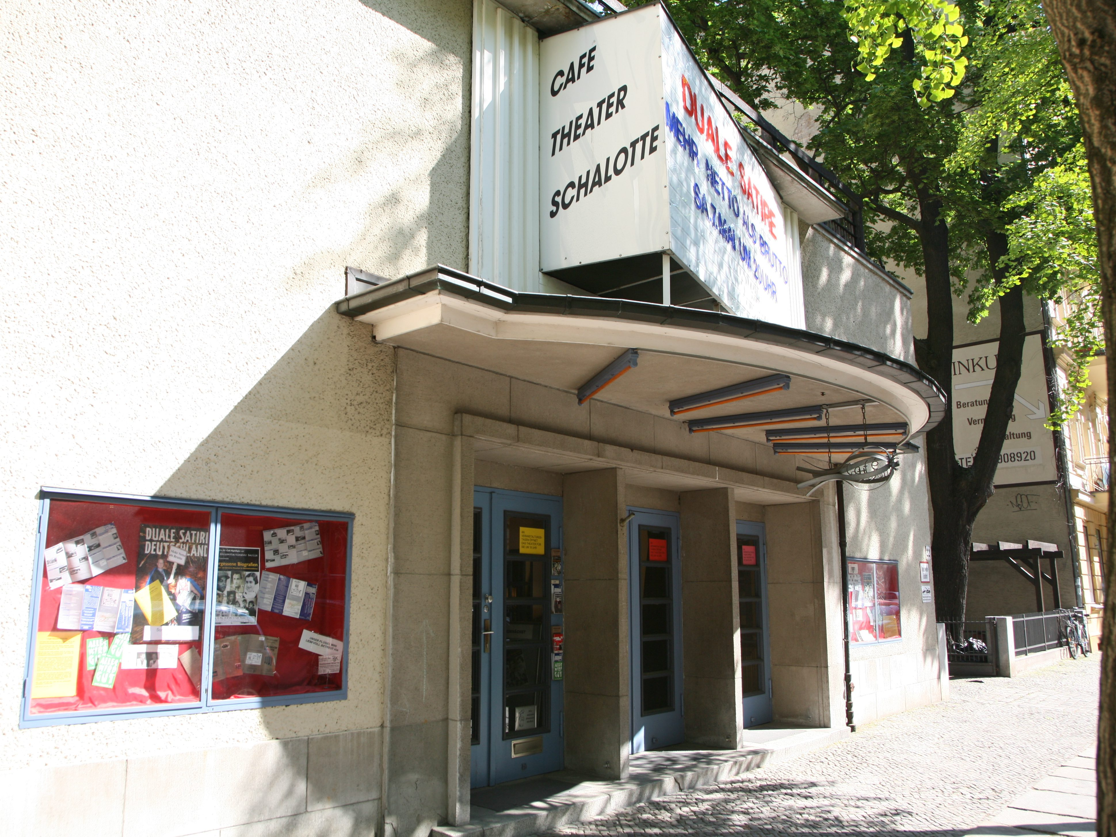 Cafe Theater Schalotte