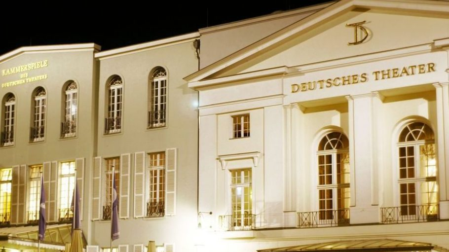 Das Deutsche Theater: aus der Berliner Kulturlandschaft nicht wegzudenken.