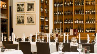 Edel diniert wird im Restaurant DUKE im Ellington.