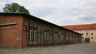 Exerzierhalle Zitadelle