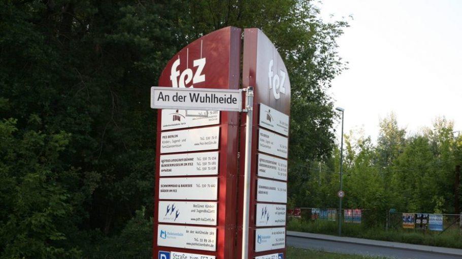 FEZ Wuhlheide