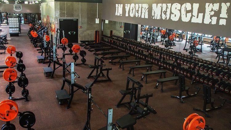 FitX Fitnessstudio Berlin-Wilmersdorf