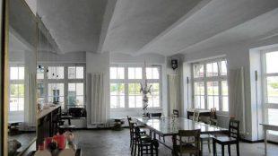 Der FluxBau ist ein Vereinsheim auf zwei Stockwerken.
