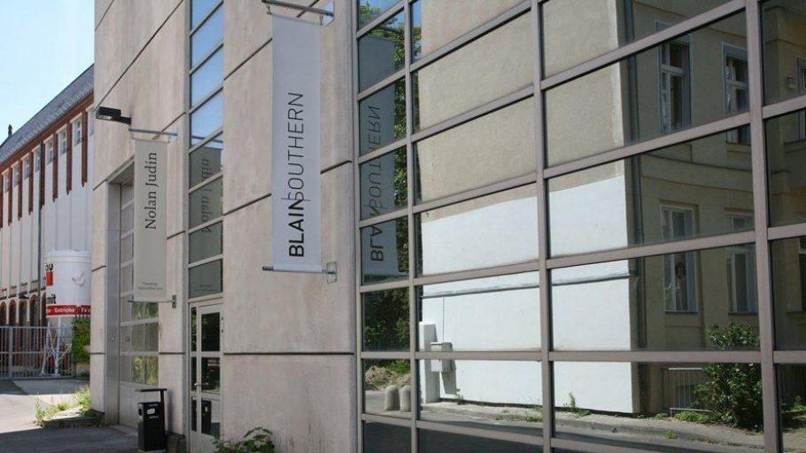 Neben dem Standort in der Potsdamer Straße in Berlin ist die Galerie Blain Southern auch in New York und London vertreten.