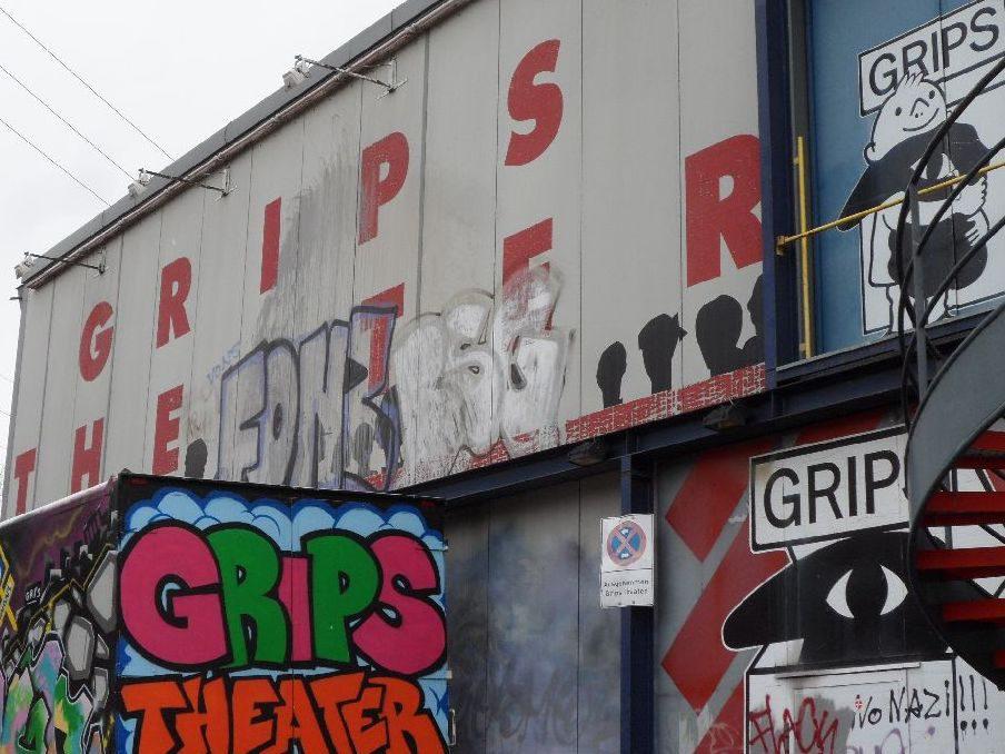 DAS GRIPS gilt als eines der wichtigsten Kinder- und Jugendtheater in Deutschland.