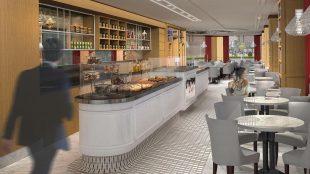 Romanisches Café im Waldorf Astoria