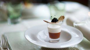 Dessert-Kreation à la Kammeier.