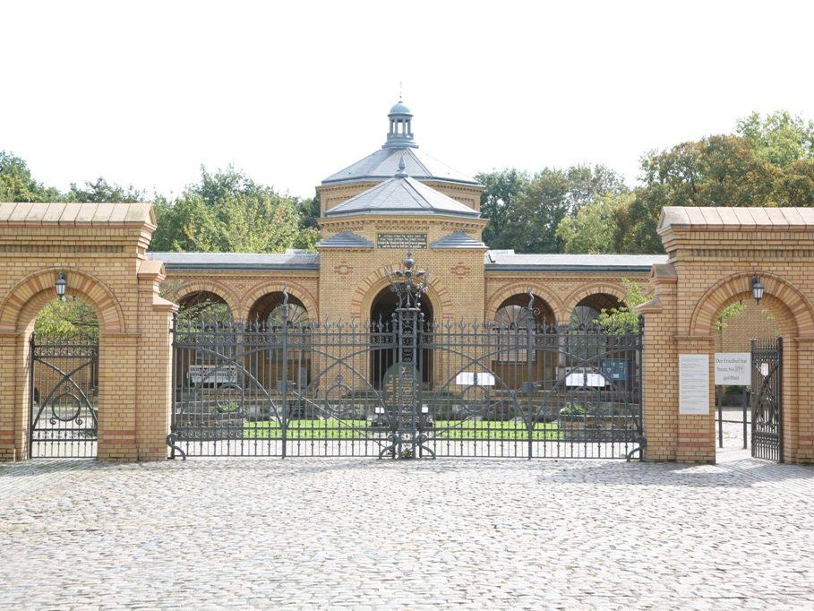 Juedischer Friedhof Weissensee