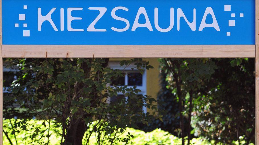 Kiezsauna ist die neue Sauna im Kiez in Friedrichshain.