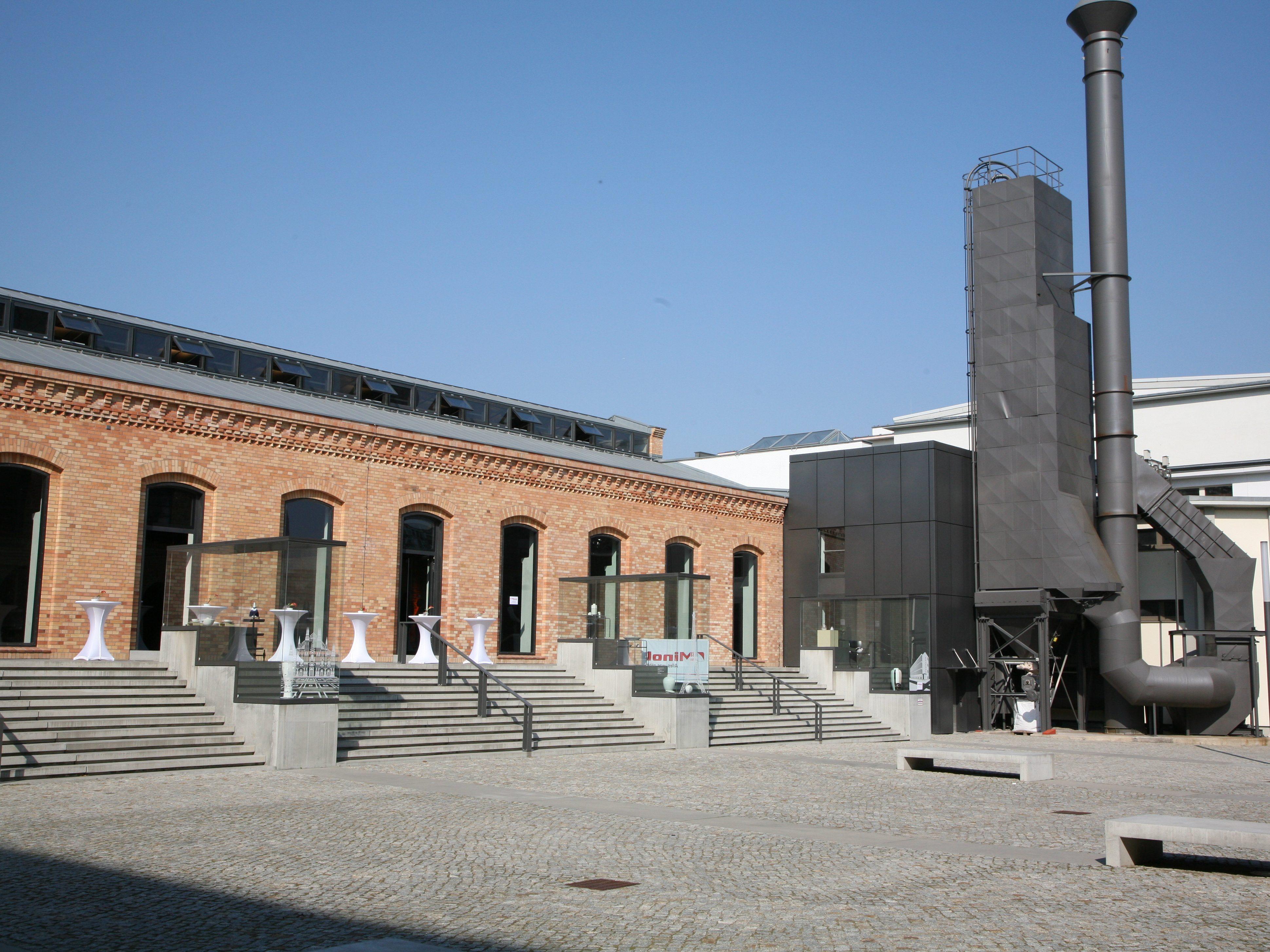 Eine Firma mit langer Tradition: Königliche Porzellan Manufaktur in Charlottenburg
